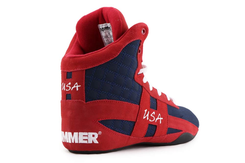 H1 Pro Shoes Red White Blue